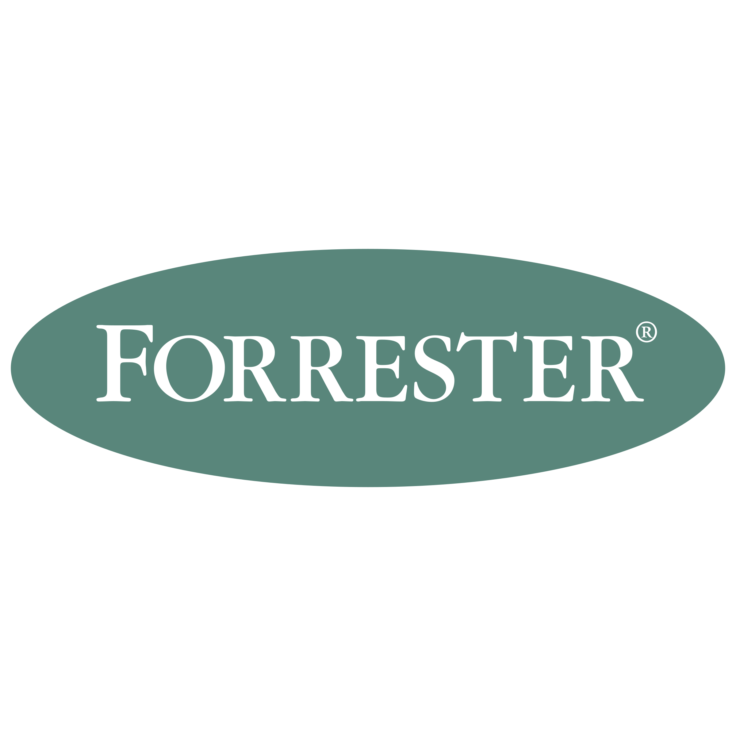 Forrester Logo PNG Transparent & SVG Vector.