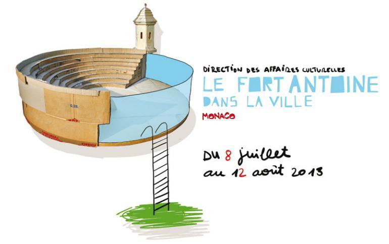 Le Grand Cahier au Fort Antoine / News & Photos / Culture Channel.