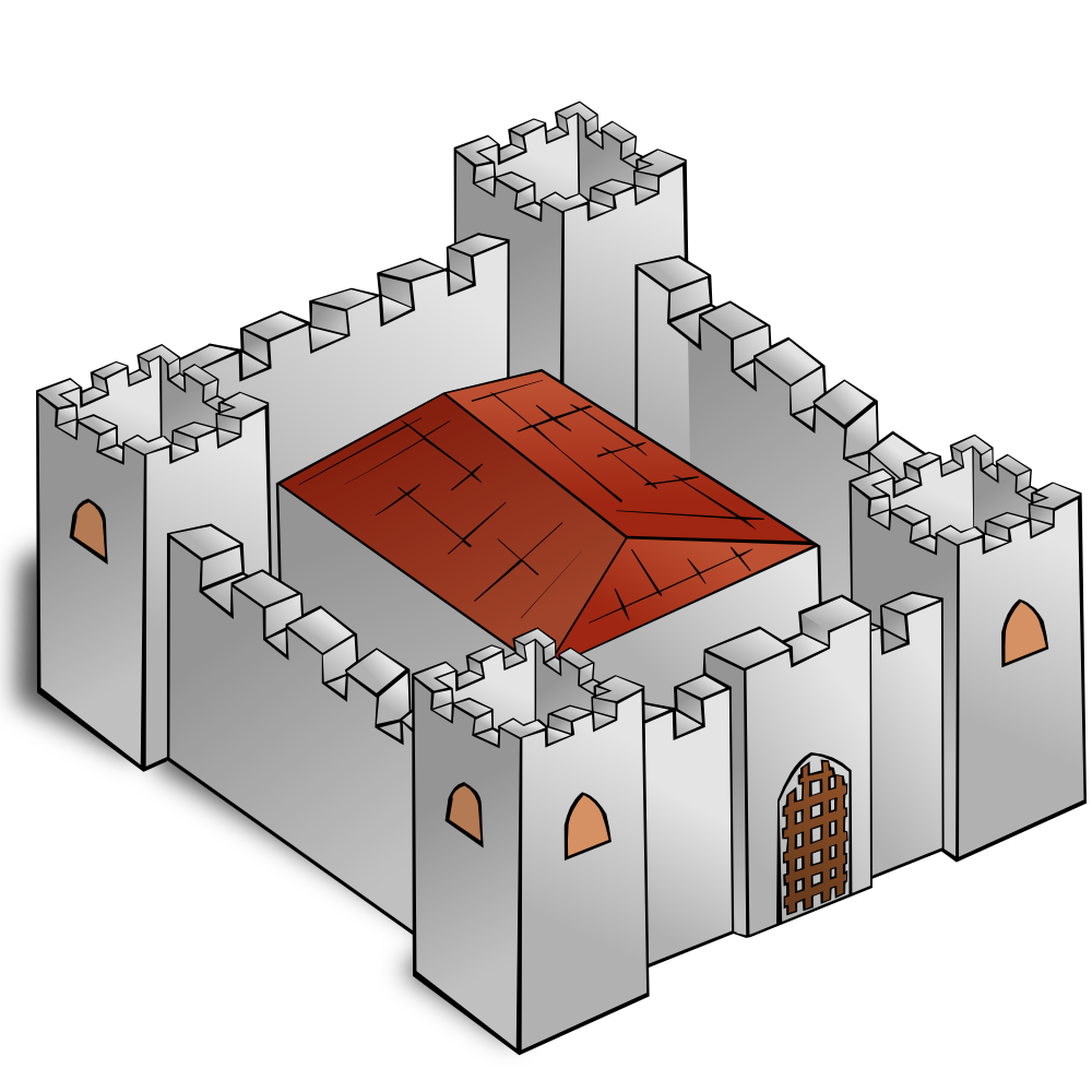 Clipart Fort.