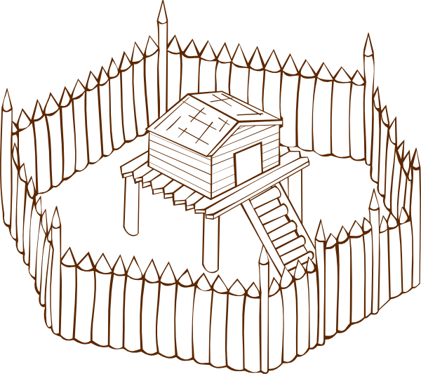Fort Clipart.