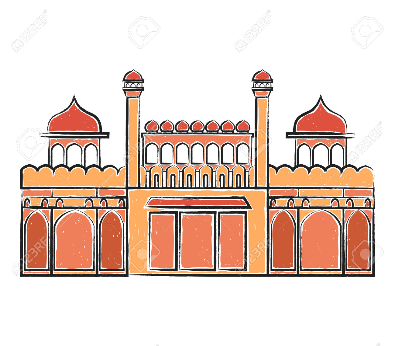 6,723 Fort Cliparts, Stock Vector And Royalty Free Fort Illustrations.
