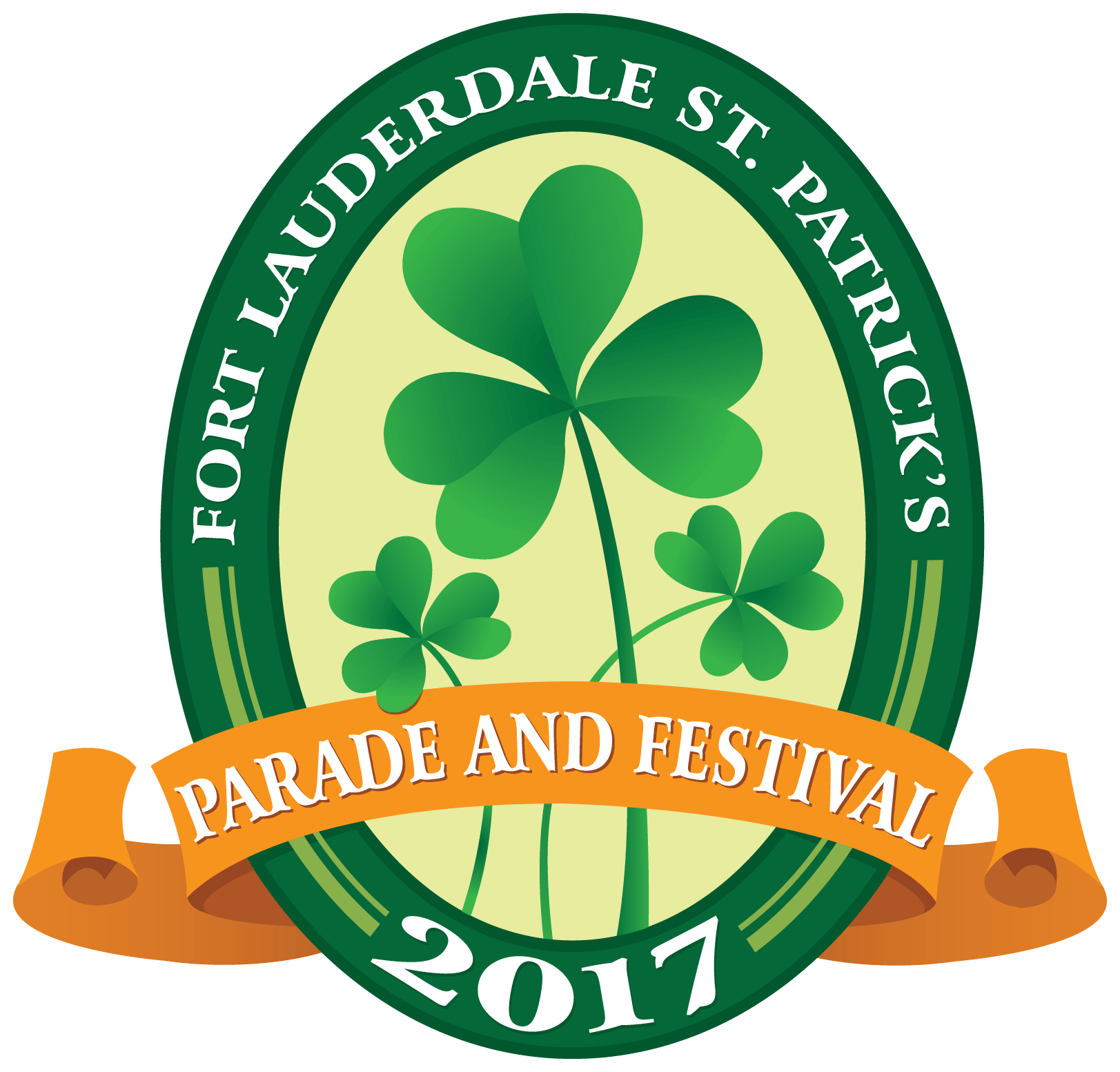 Fort Lauderdale St. Patrick's Day Parade & Festival.