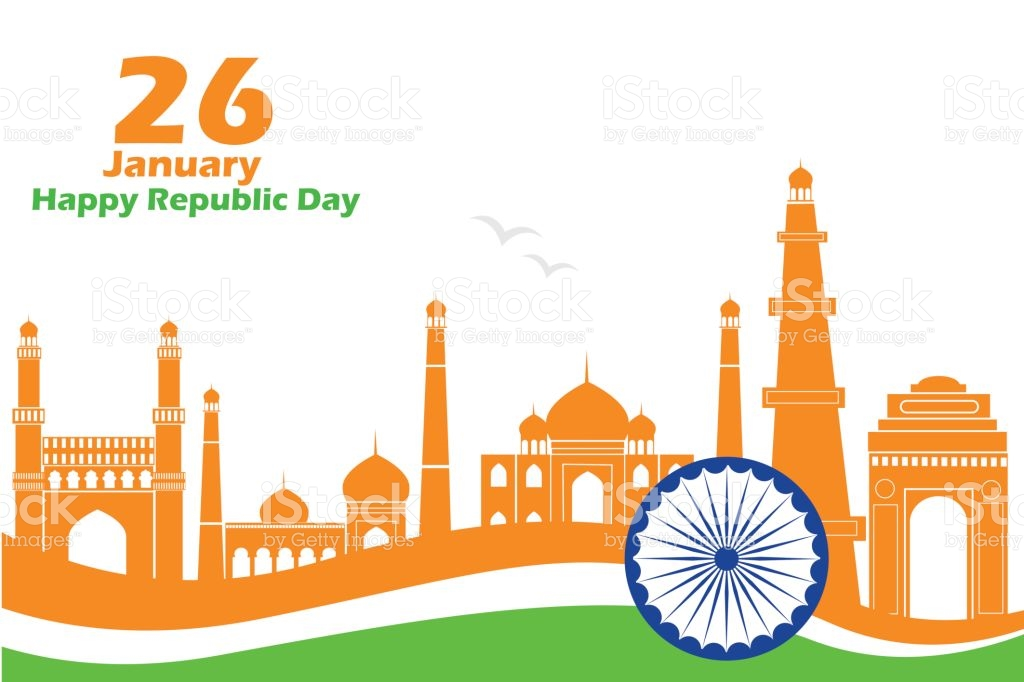Red Fort Clip Art, Vector Images & Illustrations.