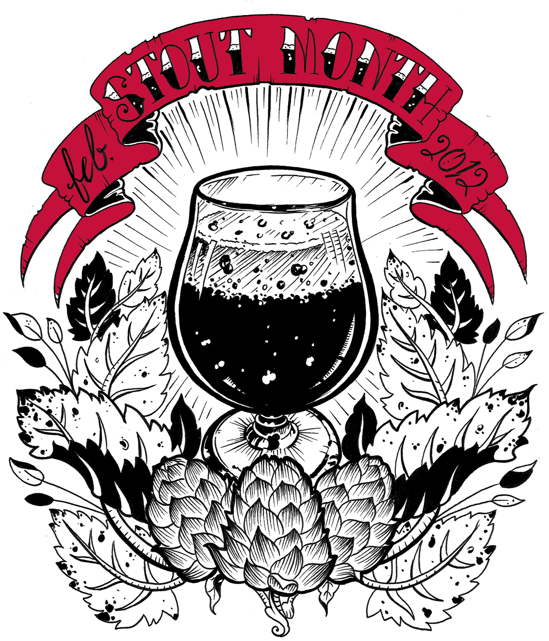 Fort George Brewery's Festival of Dark Arts.