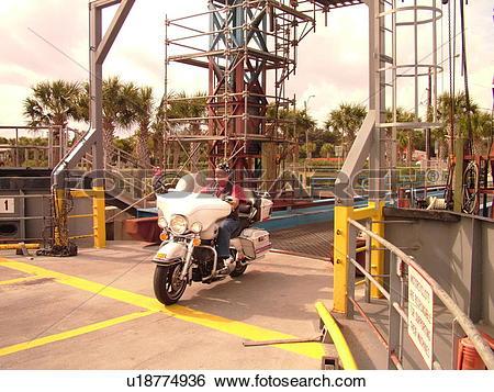 Stock Images of Fort George Island, FL, Florida, Atlantic Ocean.