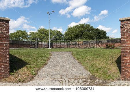 Fort Jay Banco de imágenes. Fotos y vectores libres de derechos.