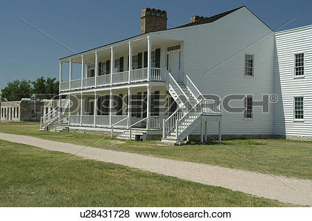 Pictures of Fort Laramie, WY, Wyoming, Fort Laramie National.