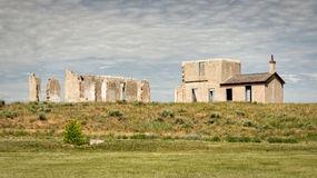 Fort Laramie Stock Images.
