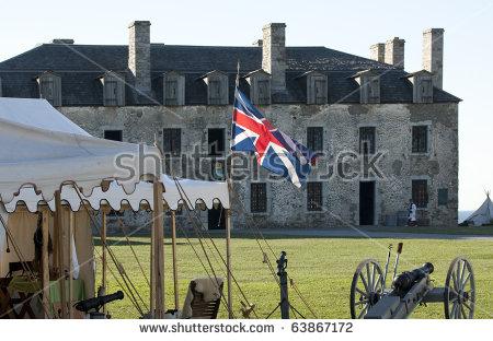 Battle Of Fort Niagara Stock Photos, Royalty.