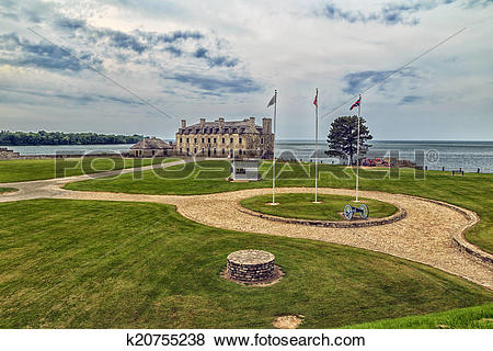 Pictures of Fort Niagara in Detail k20755238.