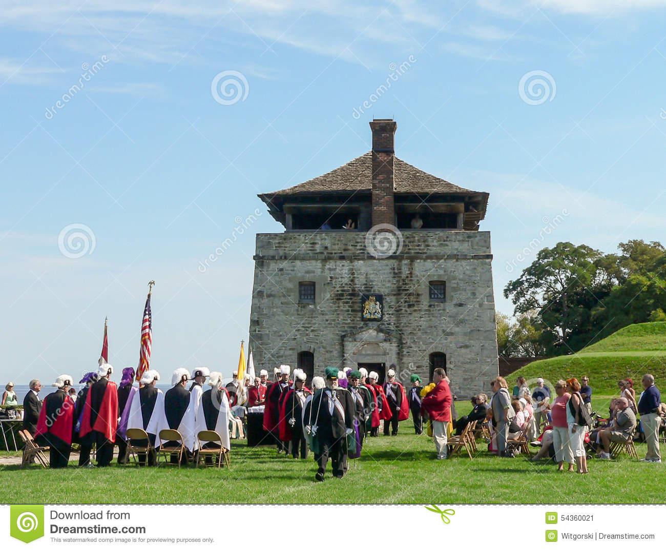 Old Fort Niagara.