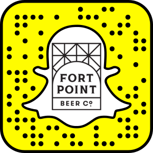 Fort Point Beer Snapchat Username.