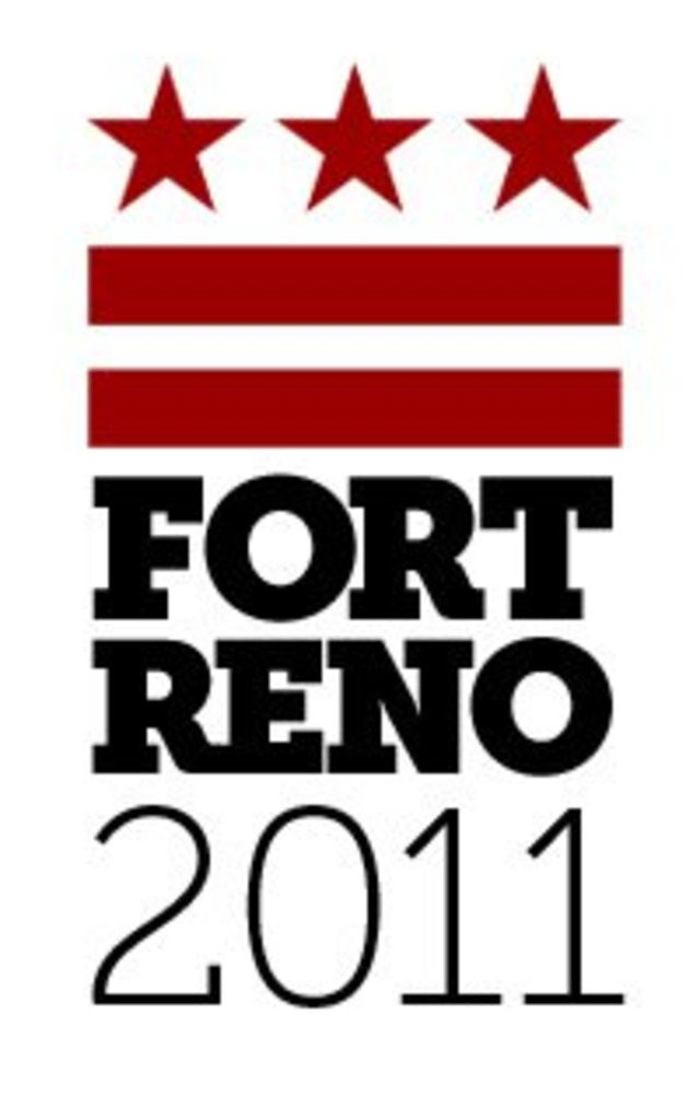 Fort Reno Announces Schedule.