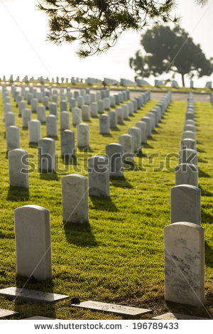 Fort rosecrans national cemetery Stock Photos, Fort rosecrans.
