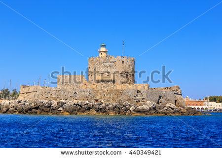 Fort Saint Nicholas Stock Photos, Royalty.