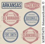 Fort smith Clipart and Illustration. 3 fort smith clip art vector.
