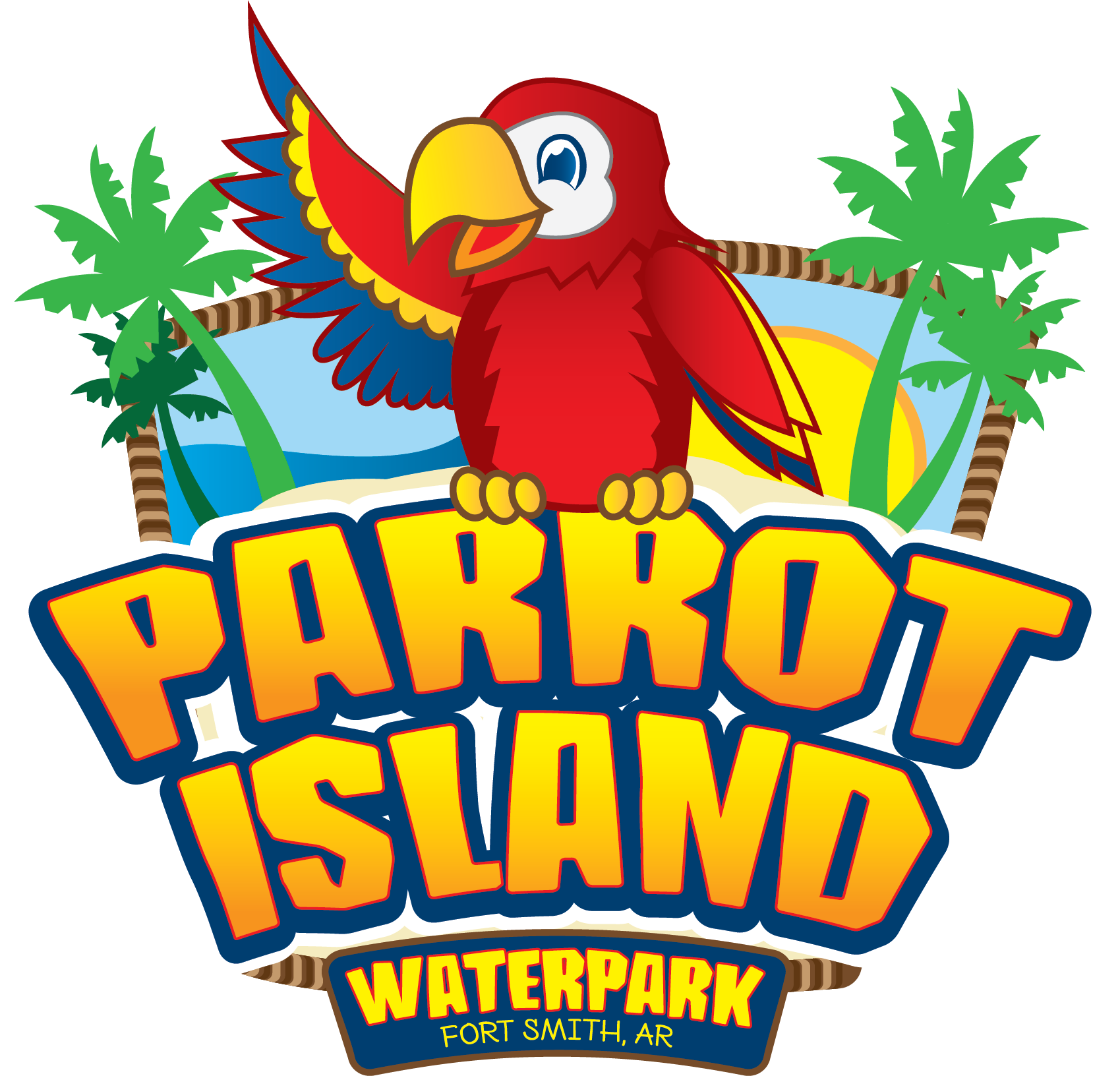 Parrot Island Waterpark :: Home.