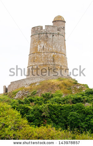 Fort Du La Hougues Stock Photos, Images, & Pictures.