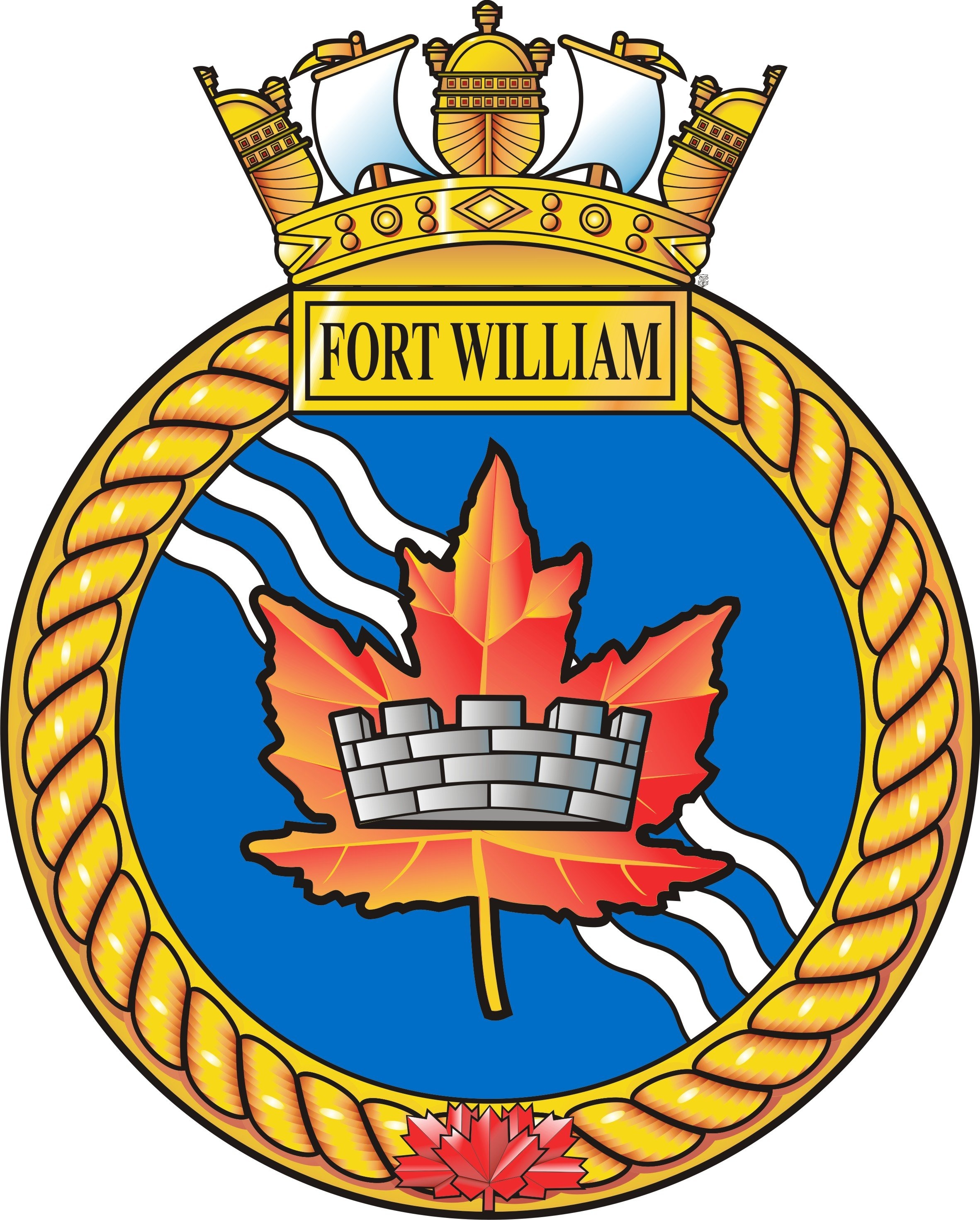 RHSC Roll of Arms: Fort William.