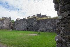 Inverlochy Castle Near Fort William In Scotland, United Kingdom.