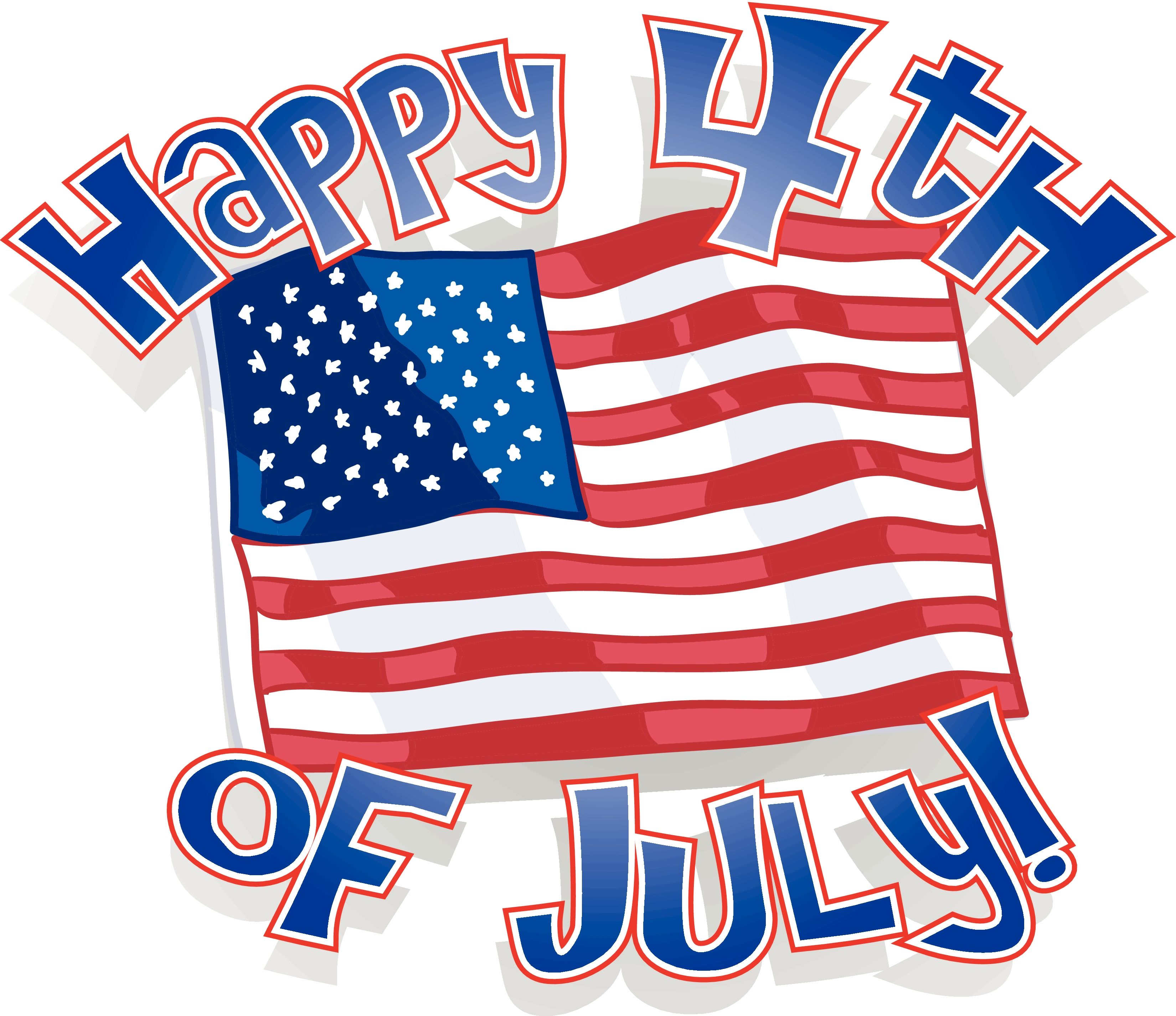 Free Fourth Of July Clipart & Fourth Of July Clip Art Images.