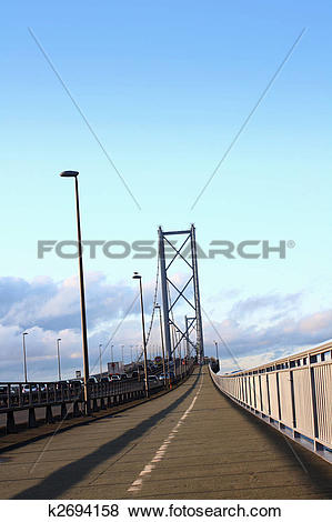 Pictures of Forth Road Bridge Edinburgh k2694158.