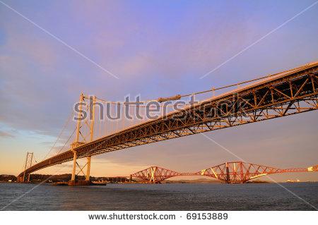 Bridge Edinburgh Forth Road Stock Photos, Images, & Pictures.