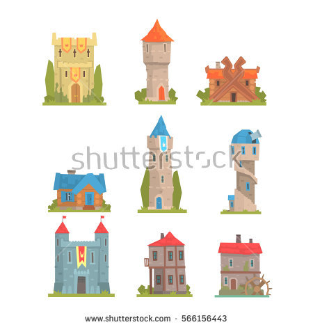 Fortification Stock Photos, Royalty.