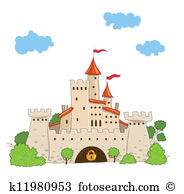 Fortifications Clipart and Illustration. 401 fortifications clip.