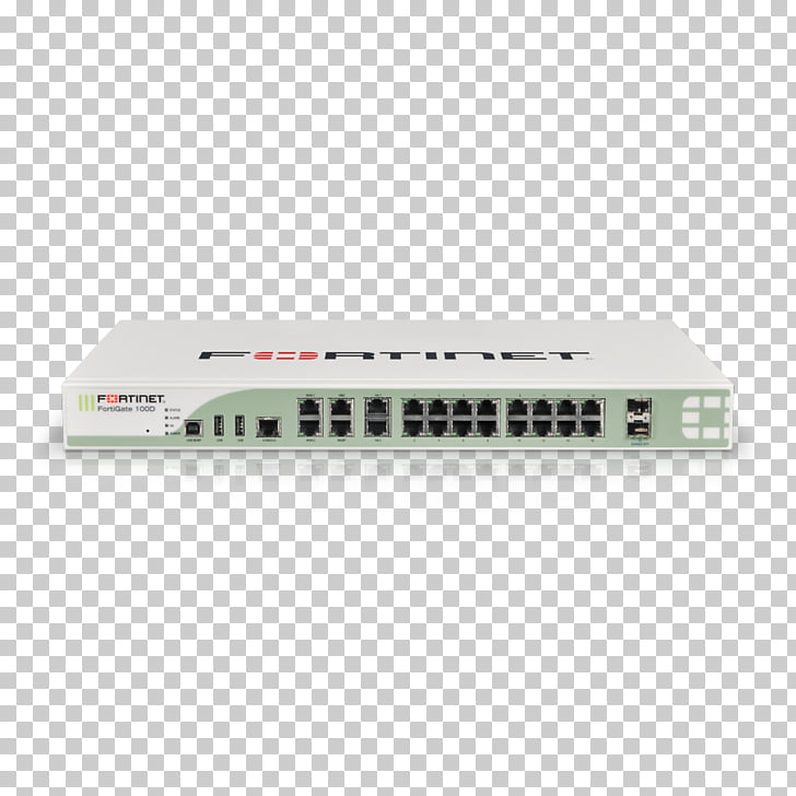 Fortinet FortiGate 100D Firewall Security appliance, Camera.