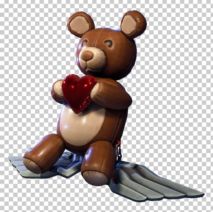 Fortnite Battle Royale Bearforce 1 Battle Royale Game PNG.