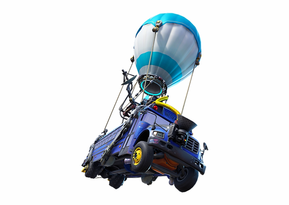 Fortnite Battle Bus Png Transparent Background Fortnite.