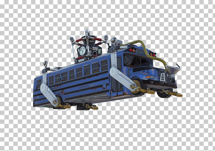 Fortnite Battle Royale Battle bus Android application.