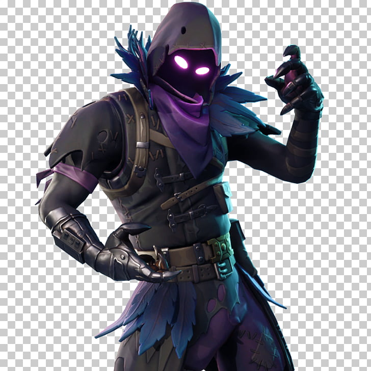 Fortnite Battle Royale Common raven Arella, raven, character.