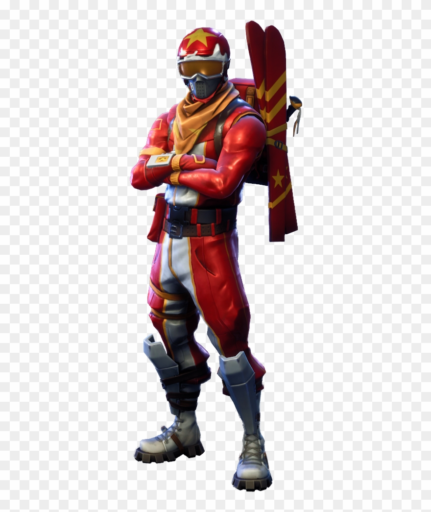 Characters In Fortnite Battle Royale Clipart (#3852115.