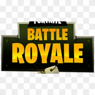 Fortnite Battle Royale Logo PNG Images, Free Transparent Image.