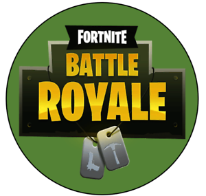 Fortnite Battle Royale Logo Png.
