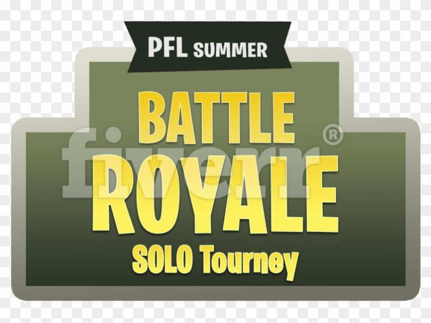 Fortnite Battle Royale Logo Png, Transparent Png.