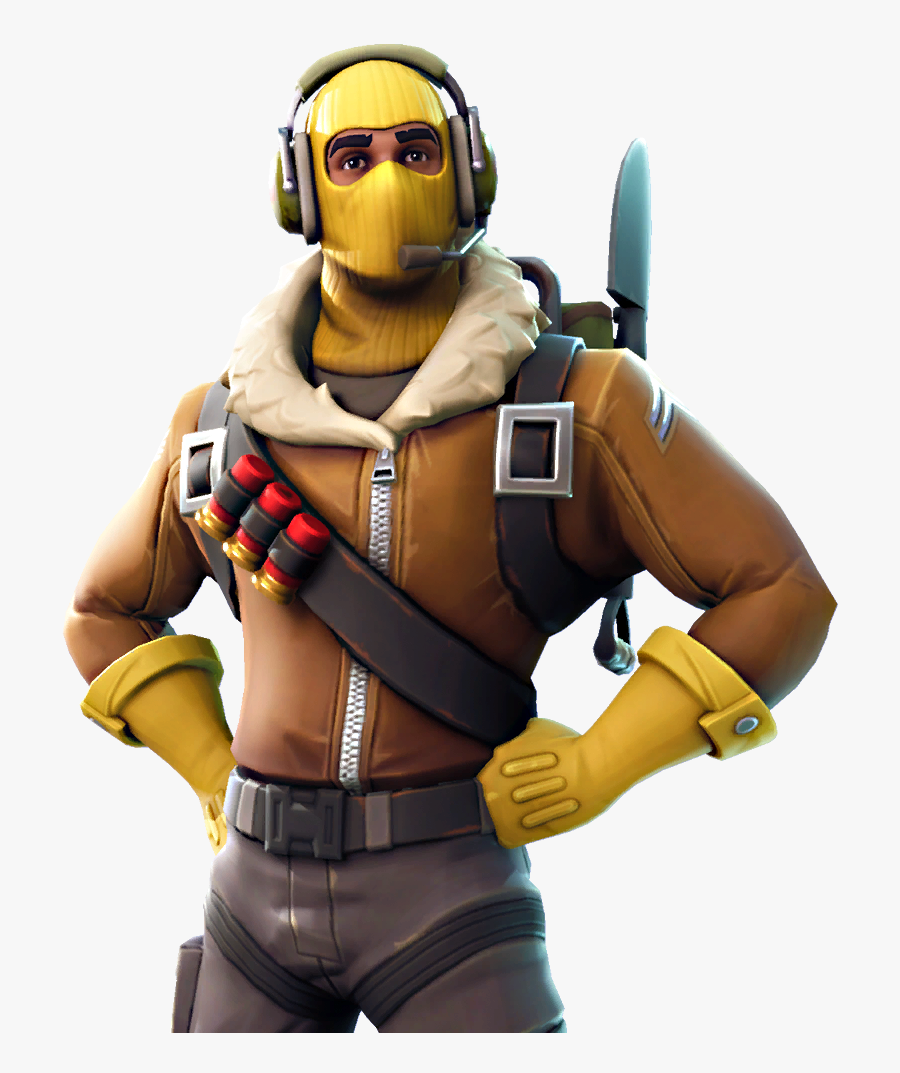 Fortnite Battle Royale Character Png.