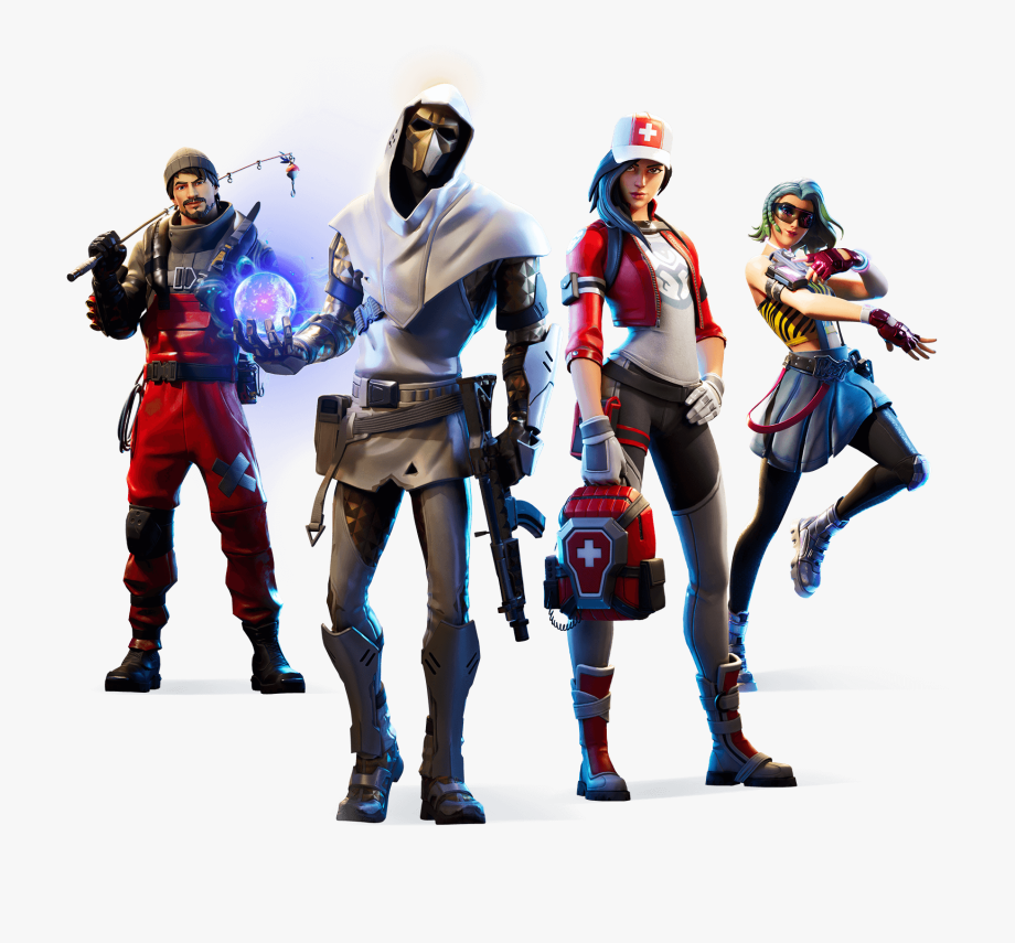 Fortnite Characters Png Clipart.