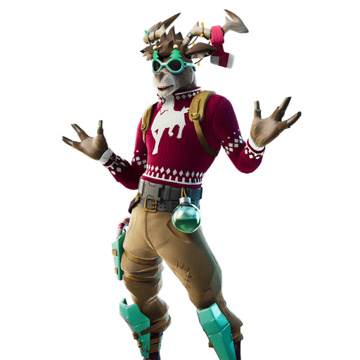 Fortnite Chapter 2: Season 1 Leaked Christmas Skins.
