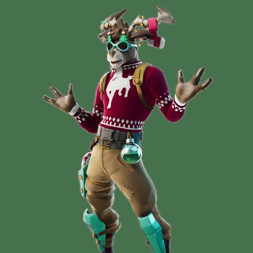 Fortnite Chapter 2: Season 1 Leaked Christmas Skins.