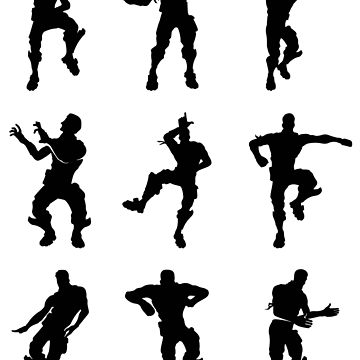Dance Clipart Fortnite: best transparent & png cliparts (20).