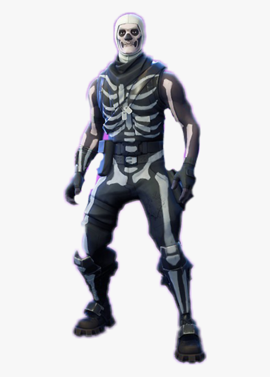 Fortnite Clipart Skull Trooper.