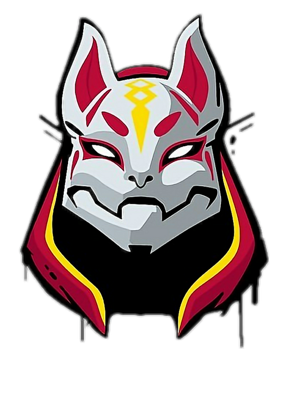 Fortnite Drift Mask Spray Clipart , Png Download.