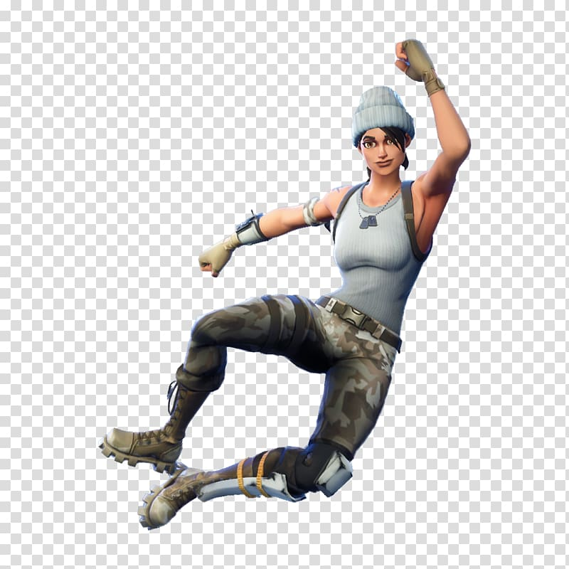 Fortnite Skin Battle royale game, Fortnite emote transparent.