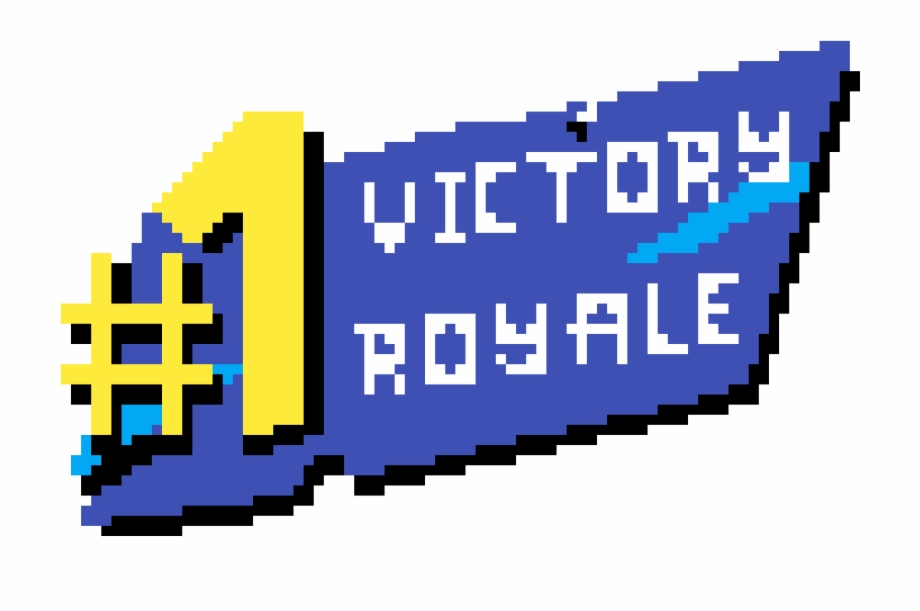 Fortnite Victory Royale Logo Victory Royale Logo In.