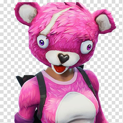 Pink animal , Fortnite Battle Royale Battle royale game.