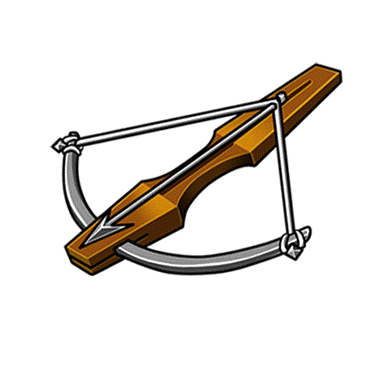 Collection of free Crossbow drawing. Download on Clipart 4Biz.