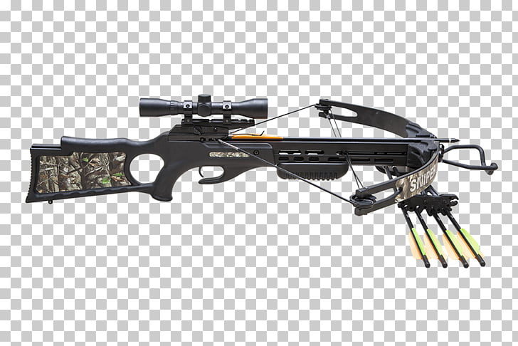 Crossbow Firearm Ranged weapon Cheetah, bow PNG clipart.